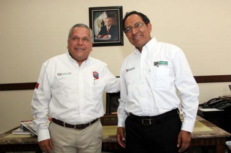 De Reynosa a Tampico; presentan nuevo jefe de Seguridad