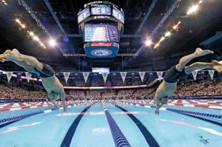 ¿Phelps, en relevos?