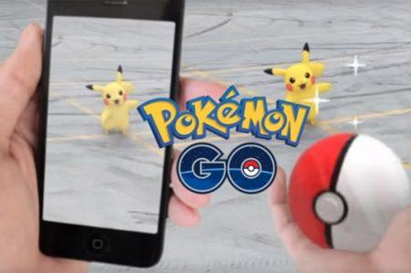 Pokémon Go invade el Congreso de la Unión