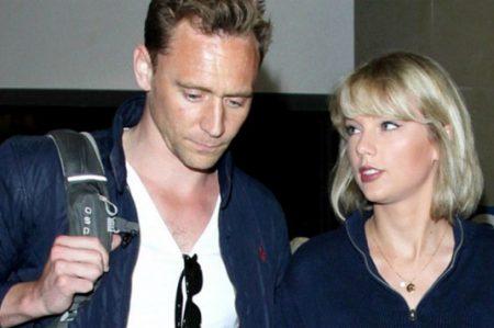 Romance de Hiddleston y Taylor Swift no es truco publicitario