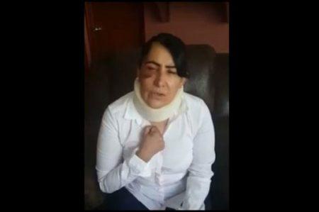 Exigen justicia para Rosa Margarita