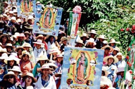 Más de 36 mil peregrinos se dirigen a la Basílica