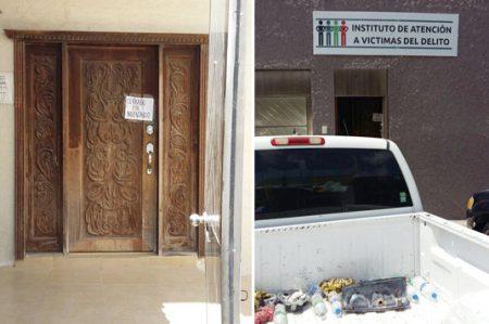 Cancelan atención a víctimas en Reynosa ¡por inventario!