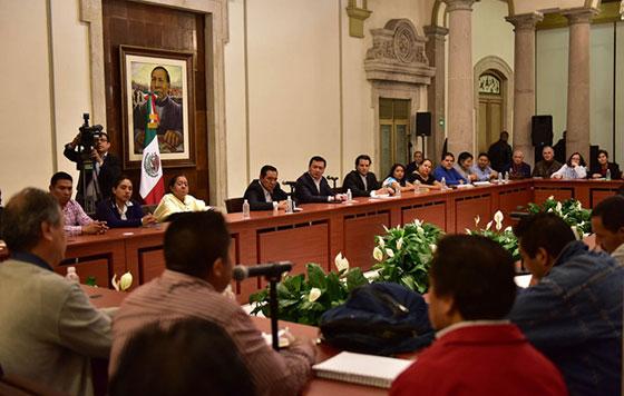 'Diálogo con Segob, empantanado': CNTE