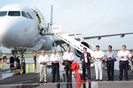 Gobierno municipal espera superar los 500 mil visitantes vía aérea
