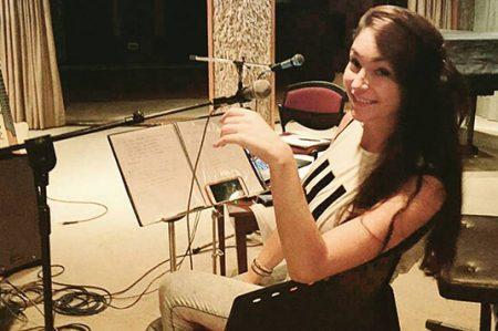 Celia Flores inicia grabación de disco homenaje a Marisol