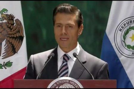 México y Paraguay modernizan su relación binacional