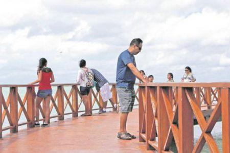 Aeropuerto de Chetumal reporta vuelos cancelados por 'Earl'
