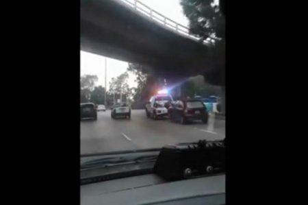 Cesan a policías de CDMX por echar 'carreritas' en grúas de la SSP