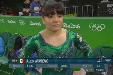 Deportistas arropan a gimnasta mexicana víctima de burlas