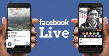 Facebook Live ahora va a permitir usar dos cámaras
