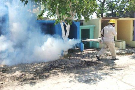 Destinan 103 mdp para combatir dengue y zika en Guerrero