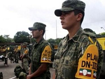 'Javier' activa el plan DN-III