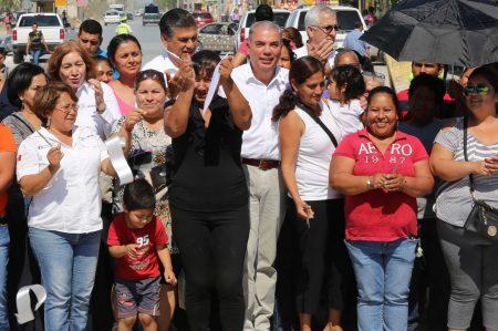 Obras modernizan y dan calidad de vida en Reynosa