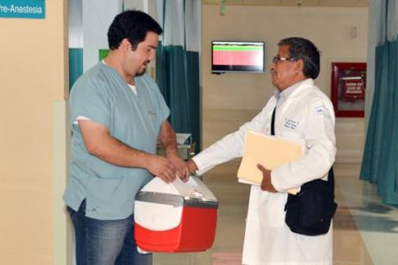 Realizan en Hermosillo trasplante de hígado