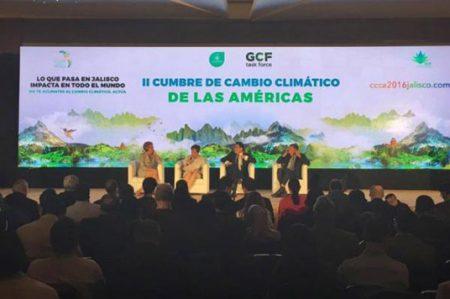 Se inaugura segunda cumbre de cambio climático en Jalisco