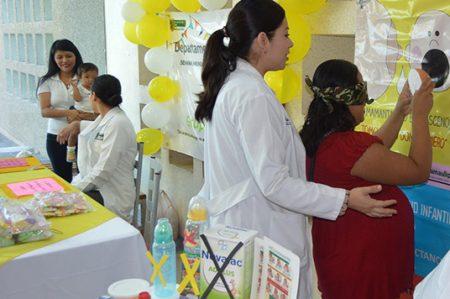 IMSS exhorta a brindar leche materna a los bebés
