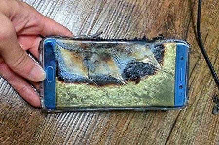 Confirma EU: Galaxy Note 7 puede arder cuando cargan su batería