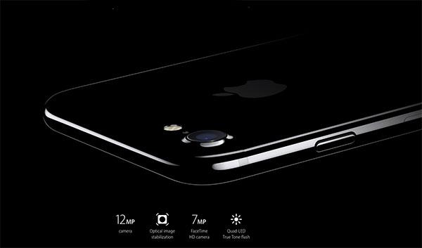 Apple presentó sus nuevos iPhone 7 y 7 Plus