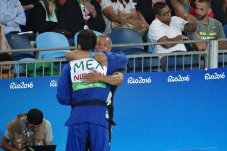 Eduardo Ávila gana oro en judo