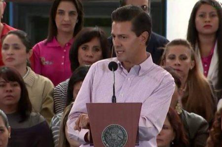 Formato de Informe permitió explicar acciones: Peña