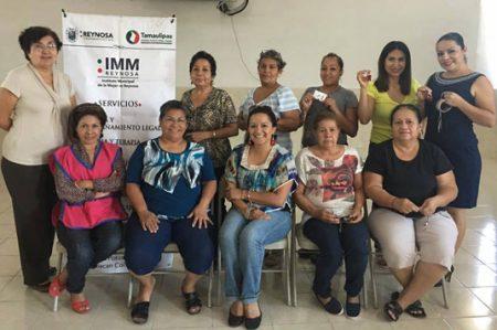 Continúa IMM con asesorías y talleres para autoempleo