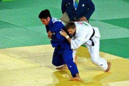 Mexicano Eduardo Ávila asegura plata en Judo
