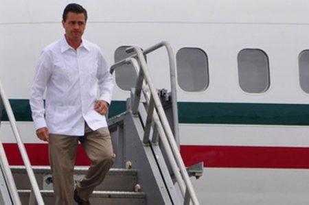 Peña Nieto realizará gira por Zacatecas