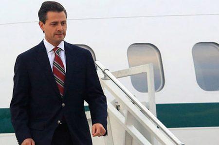 Peña viaja a China para participar en Cumbre del G20
