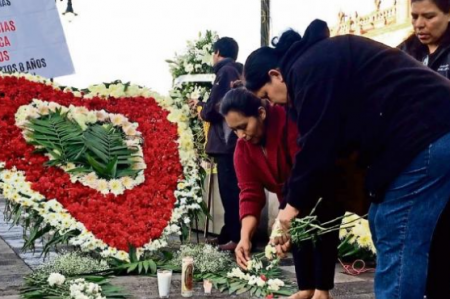 Tras 8 años del granadazo hay cero responsables y 7 muertos
