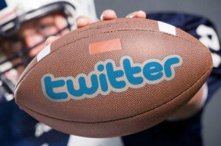 Twitter pasará en vivo juegos de NFL