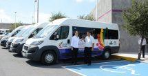 Cuenta DIF Reynosa con nuevas unidades para la Ruta Integra