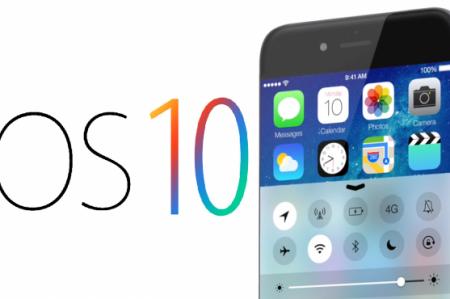 Las primeras fallas de IOS 10 de Apple