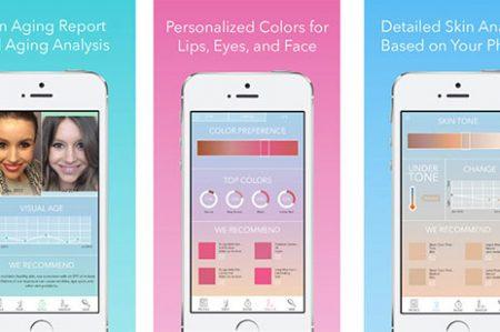 Tres apps gratuitas de belleza para tu iPhone