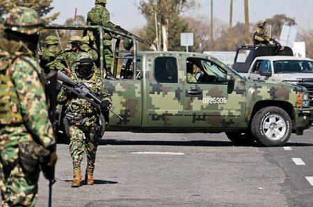 SEDENA abate a tres delincuentes en Nuevo Laredo