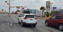 Falla semáforo en el bulevar Morelos