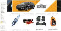 Amazon lanza tienda Automotriz y de Motocicletas