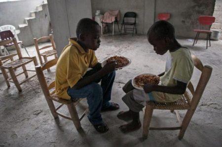 Informa Haití a México repercusiones por 'Mathew'