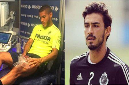 Jonathan y Alanís causan baja de la selección mexicana