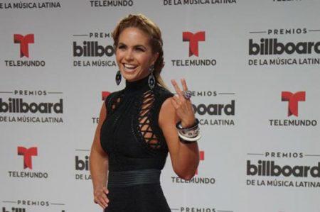Lucero aclara que ella vetó a Televisa