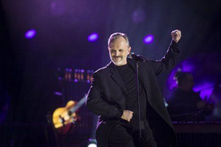 Miguel Bosé presenta en México su MTV Unplugged