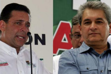 PAN pide ofrecer recompensas por Duarte, Yarrington y Hernández