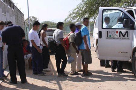 Recibieron ayuda 70 mil migrantes en Chiapas durante 2016, señala INM