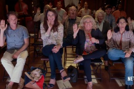 Publican tráiler del regreso de 'Gilmore Girls'