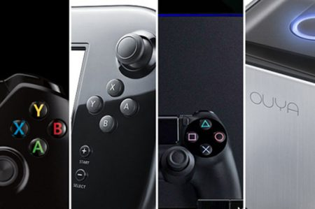 Se acerca la nueva generación de consolas de videojuegos