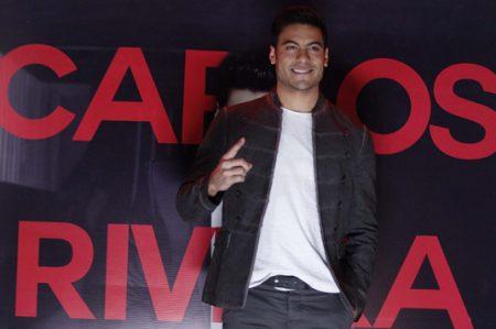 Carlos Rivera promete sorprender al público en su próximo concierto