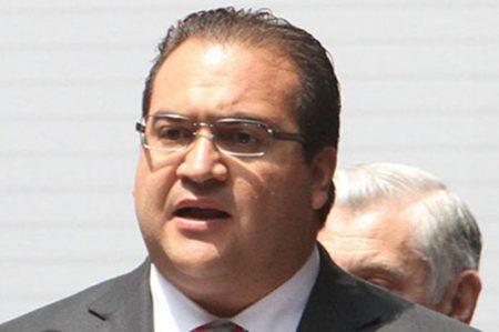 Fepade obtiene orden de aprehensión contra Javier Duarte