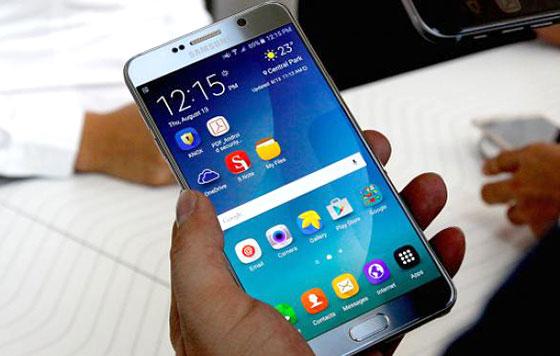 Aerolíneas dicen no al Galaxy Note 7 en sus vuelos