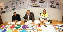 Presentan nueva identidad para taxis de Nuevo León
