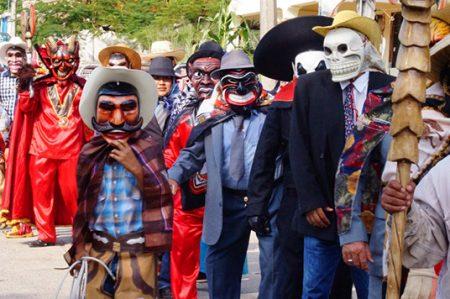 Veracruzanos deleitarán a reynosenses con la Danza de Xantolo
